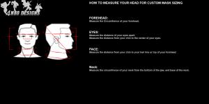 Head Measurements Guide