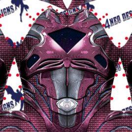 Alien Ranger Pink Male Armored