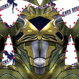 Alien Ranger Yellow Male Armored