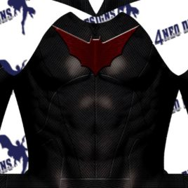 Justice League Movie – Batwoman v1 Male