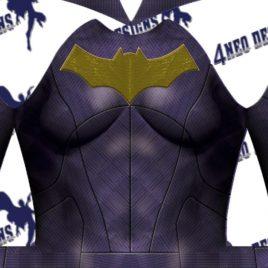 Justice League Movie – Batgirl v1 with emblem
