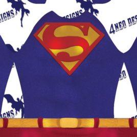 Superman Dean Cain v1 No shading