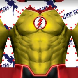 Young Justice Season 3 – Kid flash Bart Allen
